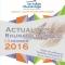 Journée Actualités Rhumatologiques 2016